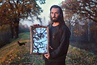 Zrkadlá - Dubové zrkadlo - 10095003_