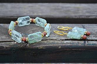 Sady šperkov - Sada náramok a náušnice AKCIA ! - 10096159_