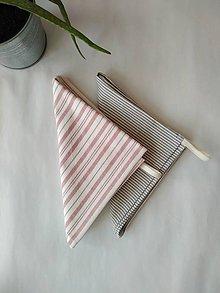 Úžitkový textil - Utierka s uškom - 10097964_