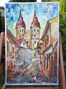 "Obrazy - ""Bazilika I."" - 10096084_"