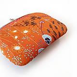 Peňaženky - Peňaženka XL Škoricová lúka - 10095024_