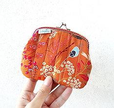 Peňaženky - Peňaženka XL Škoricová lúka - 10095023_