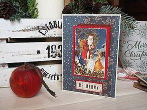 Nezaradené - Vianočné pohľadnice - 10097406_