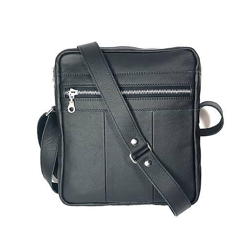 Kožená taška SPORT - L