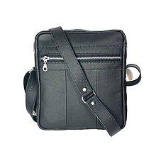 Tašky - Kožená taška SPORT - L - 10102397_