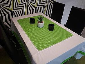 Úžitkový textil - Kuchynský obrus - 10103883_