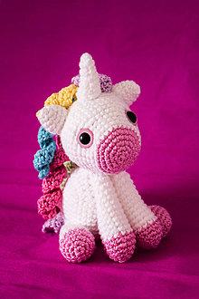 Hračky - Duháčik - Unicorn - 10100222_