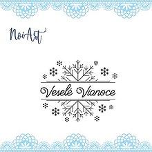 Papiernictvo - Pečiatka Veselé Vianoce 9 - 10101661_