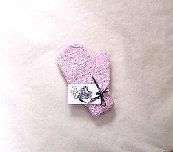 Detské doplnky - Detské palčiaky - 10103533_