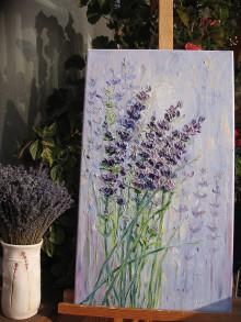 Obrazy - Vôňa Provence - 10099436_