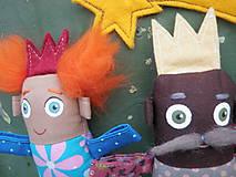 Magnetky - Traja králi a kométa* - 10099593_