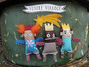 Magnetky - Traja králi a kométa* - 10099587_