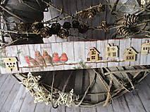 Dekorácie - Vianočný veniec - 10103103_