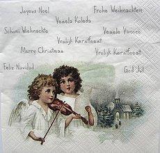 Papier - Servitka V-63 - 10101719_