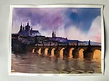 Obrazy - Obraz / Karlov most - 10101750_