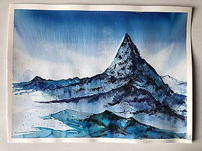 Obrazy - Obraz hôr - Matterhorn - 10101788_