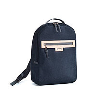 Batohy - Backpack Velvet black - 10101001_