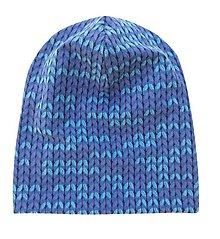 Detské čiapky - Obojstranná detská čiapka - 10098724_