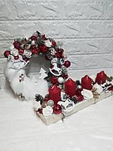 Dekorácie - Vianočný setík - 10102984_