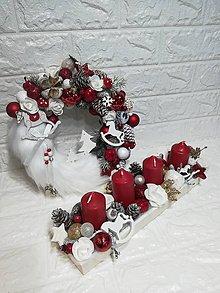 Dekorácie - Vianočný setík - 10102976_