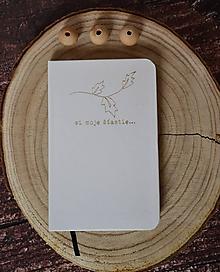 Papiernictvo - Zápisník - Si moje šťastie - 10100476_