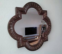 Zrkadlá - Zrkadlo medené - 10102153_