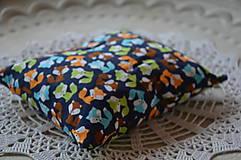 Úžitkový textil - Špaldový vankúšik - 10100084_