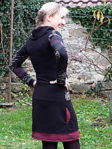 Šaty - ON THE SUBWAY dress.. - 10101425_