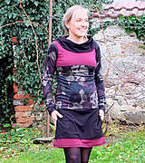 Šaty - ON THE SUBWAY dress.. - 10101431_