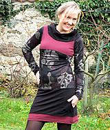 Šaty - ON THE SUBWAY dress.. - 10101433_