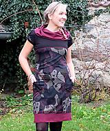 Šaty - Redmonky... - 10101678_