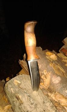 Nože - Poľovnícky nôž - 10100059_