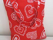 Nákupné tašky - ...srdiečková... - 10098834_
