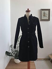 Šaty - Košeľové šaty - 10101383_