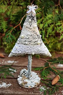 Dekorácie - Vianočný stromček veľký II. - 10102009_