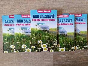 Knihy - Ako sa zbaviť strachu zo šoférovania - 10103030_