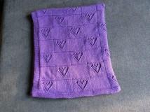 Úžitkový textil - Deka do postieľky - 10106946_
