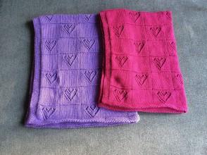 Úžitkový textil - Deka do postieľky - 10106944_