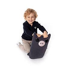 Detské oblečenie - Tričko s Tučniakom - 10105151_