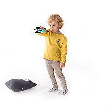 Detské oblečenie - Tričko so Zajkom/ dočasne vypredané - 10105158_