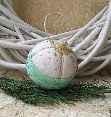 Dekorácie - Vianočná guľa *89 - 10106080_