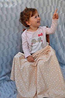 Textil - Hviezdičková deka - 10105502_