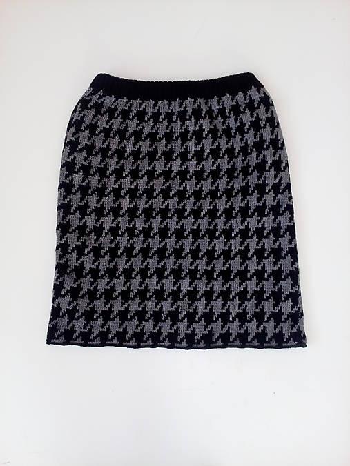 ac8ee8807a7 Pletené sukne   HankineHabky - SAShE.sk - Handmade Sukne