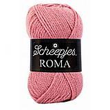 Galantéria - Roma- ružová č. 1673 - 10108881_