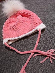 Detské čiapky - Detská čiapka - 10108807_