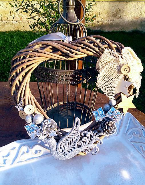 071ea55e3 Vianočný veniec / RegynaLawa - SAShE.sk - Handmade Dekorácie