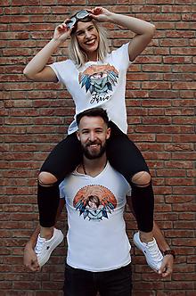 Oblečenie - Fúria/pámske tričko - LETEC - 10104039_
