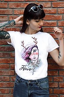 Tričká - Fúria/dámske tričko - VÍLA - 10104042_