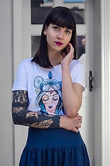 Tričká - Fúria/dámske tričko - VYŠUMENÁ - 10104062_