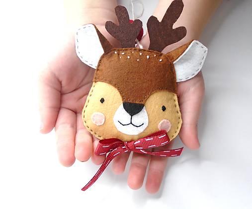 Rozprávkové Vianoce (Jeleň)